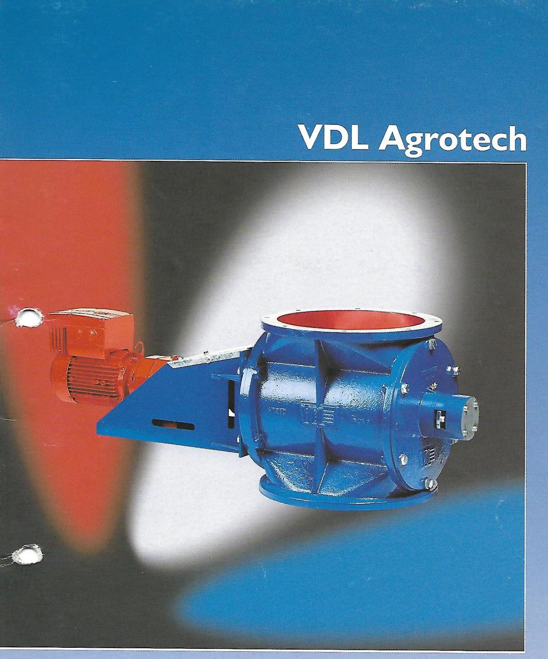 Αεροφράκτες (rotary valves)
